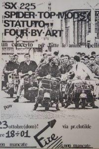 23 Ottobre 1983 - Fire, Torino. Purtroppo saltata.