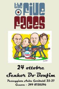 24 Ottobre 2014 - Bonfim, Genova.