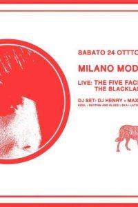 24 Ottobre 2015 - Sacrestia Alcolica, Milano