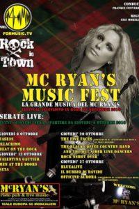 20 Ottobre 2016 - Mc Ryan, Moncalieri.