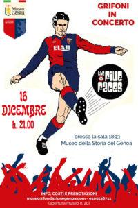 16 Dicembre 2017 - Museo del Genoa, Genova.