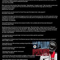 Recensioni - SX225 - Testimonial Mod e Punk