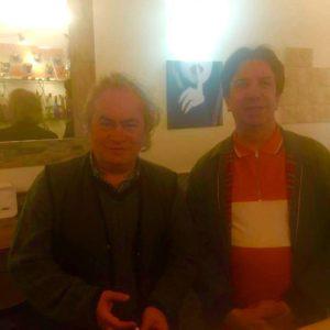 Il boss della Toast Records Giulio Tedeschi